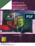 """Cuerpo e identidad capítulo del libro """"Psicología"""" de Divenosa y Costa"""