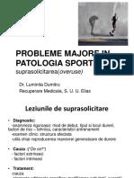 PROBL. MAJORE IN PATOLOGIA SPORTIVA    II.pptx
