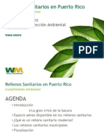 Rellenos Sanitarios en Puerto Rico - René Rodriguez
