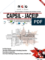 CAPSIL-JACEIP Journal (Fall 2010)