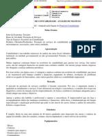 Escritório de Contabilidade - Análise de negócio