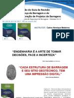 curso de projeto de barragens