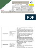 02.4- PET 04 - Excavación Manual y Perfilado de Canaleta