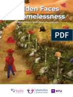 UNANIMA Homelessness Studies for United Nations