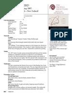 07 BD RS Tech Sheet