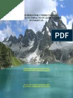 Report on Glaciers Seminar