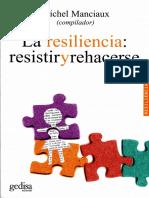 La resiliencia.  Resistir y rehacerse.pdf