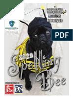 2020 Spelling Bee