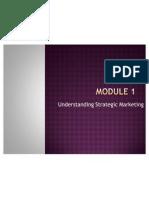 Module 1 (SM)