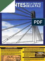 Puentes de la ciudad de La Paz