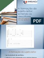 A formação do sujeito-leitor.pptx