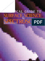 A Practical Guide to Surface Science & Spectroscopy