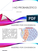 08_no Probabilistico_conveniencia Bola de Nieve Casual Discrecional