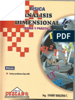 Analisis dimensional Cuzcano-1
