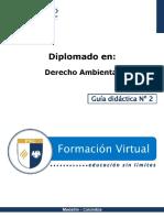 Guia Didactica 2-DA Etapas del Derecho Ambiental en Colombia