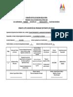 Formato 1 DPTS CERTIFICADO DE PLANO MANZANERO
