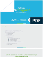 Jalisco Recargado | Plan Estatal de Energía