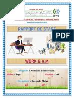 rapport de stage gestion des entreprises