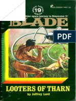 Blade 19 - Looters of Tharn - Jeffrey Lord