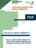 MEDIO AMBIENTE EN EJECUCION DE OBRA.ppt