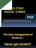 Rehabilitasi pasien stroke (Dokter Muda).pptx