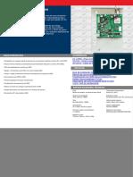 Comunicador IP GPRS, GSM y SMS Ntcom2