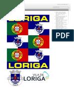 História de Loriga - Portugal - Extratos Da Obra Do Historiador António Conde