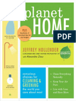 Planet Home by Jeffrey Hollender and Alexandra Zissu - Excerpt
