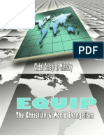 Christian and World Evangelism Mini Course 2010
