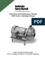 200 Series Pump Manual