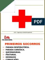 TREINAMENTO BASICO DE PRIMEIROS SOCORROS