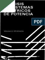 28092018161425Análisis de sistemas eléctricos de potencia, 2da Edición - William D. Stevenson-LIBROSVIRTUAL.pdf