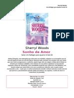 Sherryl Woods - Um refugio para Quatro Irmãs 3 - Sonho de Amor (Tiamat-World).doc