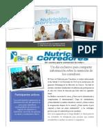 Resultados Nutrición Corredores CCS