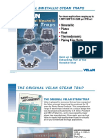 Velan Steam trap
