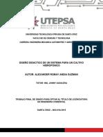 PROYECTO DE GRADO HIDROPONIA seminario 2.docx