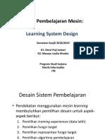IF4071 Pembelajaran Mesin 2_ WellDefinedLearningSystem - DPL