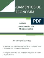 U 1 fundamentos de economia