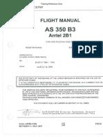 AS-350-B3 Arriel 2B1 Flight Manual