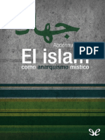 El islam como anarquismo mistico.pdf