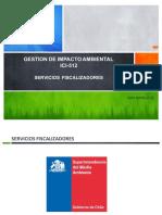 GESTION DE IMPACTO AMBIENTAL UNIDAD II