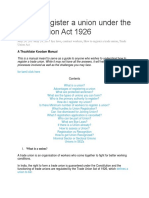 How to register a union under the Trade Union Act 1926.docx