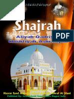 Shajra Aliyah Qadriyah Ashrafiya by Syed Alamgir Ashraf