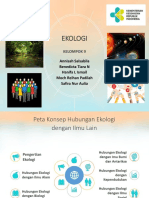 Ekologi materi