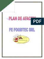 plan  afaceri FOODTEC SRL