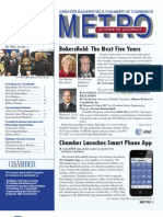 METRO Business Journal - December 2010