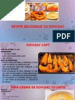 REȚETE DELICIOASE CU DOVLEAC.pptx