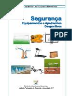 Cadernos Técnicos - Segurança Equipamentos Desportivos