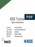 4. Organic Coating Systems with Joe Davis