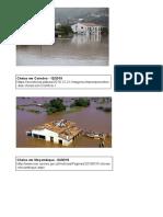 Cheias e Inundações
